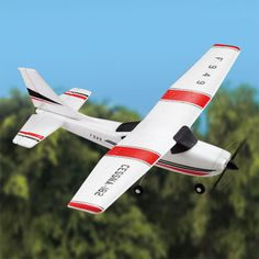 3CH Channel Fixed Wing Aircraft RC Radio Remote Control