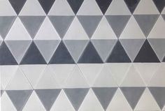half karat tile grey remodelista designs of Marrakech-based Popham designs