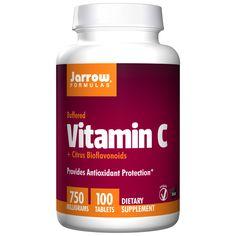 Buffered-Vitamin C + Citrus Bioflavanoids
