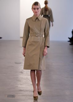Calvin Klein Collection Pre-Fall 2012 on The National Design Awards Gallery