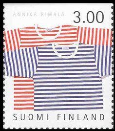 Annika Rimala; Marimekon Tasaraita-sarja, 1998