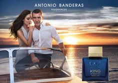 The King of Seduction Absolute by Antonio Banderas
