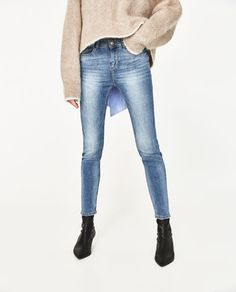 Rambling Womens Stretch Denim Distressed Mid-Rise Push up Skinny Ankle Ripped Jeans