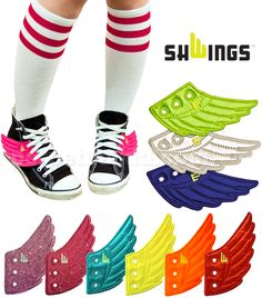 SHWINGS pink? green? teal? I NEED THESE