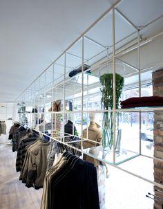 Jill & Joy unisex fashion store by Riis Retail, Esbjerg – Denmark »  Retail Design Blog