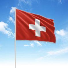 Switzerland Flag 5ft x 3ft