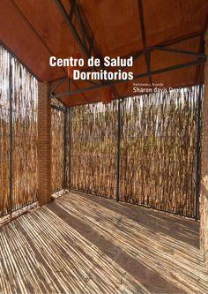 Centro de Salud. Dormitorios. Sharon Davis Design