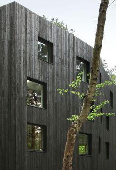Huis aan 't laar, by 51N4E / Zoersel, Belgium