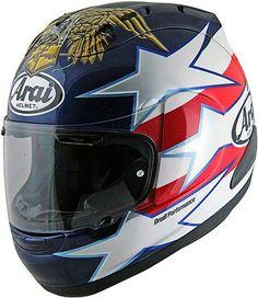 Arai RX-7 GP, Colin Edwards Indianapolis