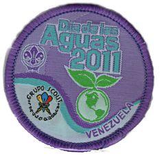 Día de las Aguas. 2011. Grupo Scout Batalla de Carabobo.