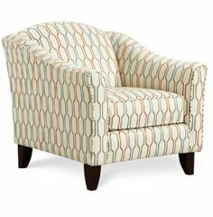 Naples Accent Chair | Fabric Furniture Sets | Living Rooms | Art Van Furniture - Michigan's Furniture Leader