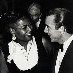 I absolutely ADORE this photo of Newport News (Virginia) native, Pearl Bailey and Louie Bellson!   #OneLove <3
