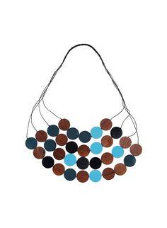 Purkkis necklace by Marimekko