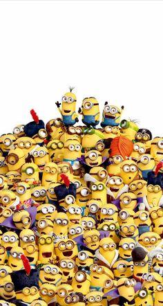 Cute Minions, Minion Movie, Minions Funny Images, Minions Quotes, Funny Minion, Funny Jokes, Minion Stuff, Minions Minions, Funny Wallpapers