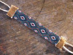 Hand Loom beaded bracelet