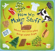Where do our clothes come from? What are rubber ducks made of? What's the link between gorillas and mobile phones? Does chocolate grow on trees? How We Make Stuff is an engaging exploration of the way we design, produce and dispose of everyday products.