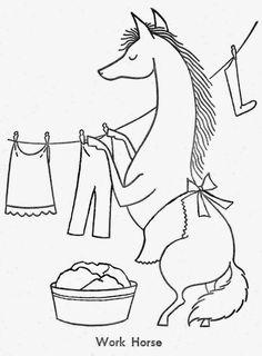 Desenhos para Colorir: animais