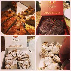 Pan del Cassero, Panpepato, Panforte e Cavallucci - Dinner with food bloggers at Il Borro Tuscan Bistro - #ilborroexperience -