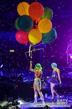 Watch as Katy Perry surprises both young and old in her video for 'Birthday' ZUUS Channel Now That's What I Call Music