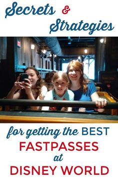 All your Disney World FastPass questions answered: What time can i make Fastpass+ reservations? Plus how to choose Fast Passes, Disney World Fastpass tiers for each park, and the best rides to Fastpass at Epcot. Disney World Outfits, Walt Disney World Rides, Disney World Secrets, Disney World Vacation Planning, Disney World Tips And Tricks, Disney Tips, Disney Vacations, Disney Parks, Disney Magic