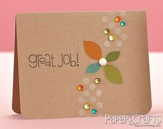 @Teri Anderson from Stamp It! Cards, Volume 9 published by Paper Crafts magazine.