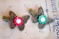 Butterfly Garden #3 SPSTeam by Rose Belyea on Etsy
