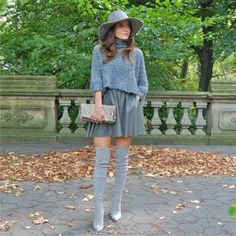 Fall Fashion Trends: Thigh High Women's Boots | Shape Magazine