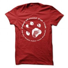 Paws Crossed for Thor T-Shirts, Hoodies, Sweatshirts, Tee Shirts (19$ ==> Shopping Now!)