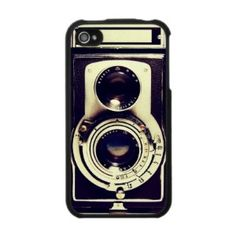 Vintage Camera Case For The Iphone 4