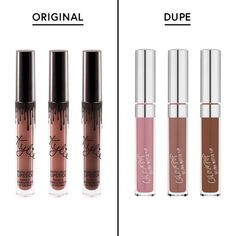 The+Kylie+Lip+Kit+By+Kylie+Jenner+-+Dupes: