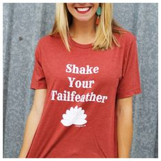 Orders accepted through Monday, 9/5 @10pm CST!    PLEASE NOTE: Pre-sale tees are final sale. Returns or exchanges not accepted.    Crew Neck, Soft Style    Unisex ~ Runs true to size but do run loose | Shop this product here: http://spreesy.com/Southerncharmtradingco/701 | Shop all of our products at http://spreesy.com/Southerncharmtradingco    | Pinterest selling powered by Spreesy.com