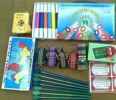 ادوات مدرسية