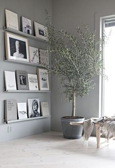 Een van de lastigste keuzes bij de inrichting van een interieur, is het kiezen van de kleur op de...