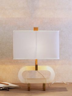 Marble Ring Table Lamp - Marble Ring Table lamp's striking silhouette, marble accent and luxe metallic hue take aesthetically satisfying design to new heights. Luxury Lighting, Lighting Store, Outdoor Lighting, Decoration Lights For Home, Light Decorations, Home Decor, Luxury Table Lamps, Wall Lights, Ceiling Lights