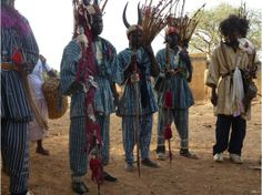 Gurunsi/Grusi people of Burkina Faso