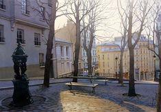 Thierry Duval. Париж
