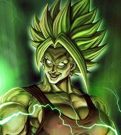 Kale Super Saiyajin Legendario Berseker