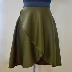 Tulip Skirt Tutorial | AllFreeSewing.com