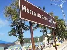 #PontaNegra - Quem passa pela Cidade do Natal tem que ir para a Praia de Ponta Negra