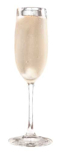 cognac and 4 oz. Drop bitters onto sugar cube; let soak in. Place sugar cube in a Champagne flute. Add Cognac and top with Champagne. Barefoot Bubbly Pink Moscato, Champagne Cocktail, New Year's Eve Cocktails, Classic Cocktails, Taittinger Champagne, Champagne France, Perrier Jouet