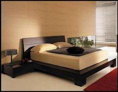 Camas Modernas Furniture, Bedroom Sets, Bed Design, Modern Bedroom Design, Bed Frame Design, Bed Furniture, Bedroom Furniture, Apartment Deco, Zen Bedroom