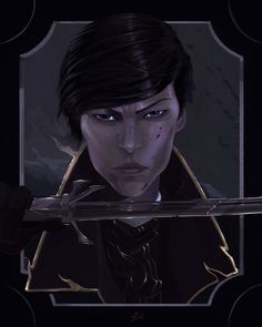 Dishonored II, ✖️rumblevolt ✖️ on ArtStation at https://www.artstation.com/artwork/2WX1B