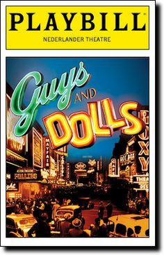 Guys and Dolls - 2009