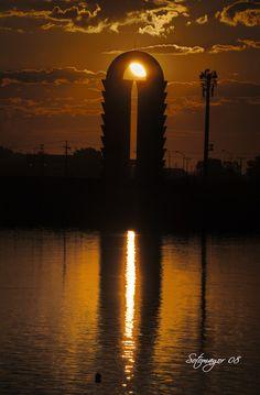 Sunset, Torreon Mexico