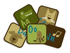 Learning Blocks Kit Nature Set of 26 | CFK37726 | Carpets for Kids