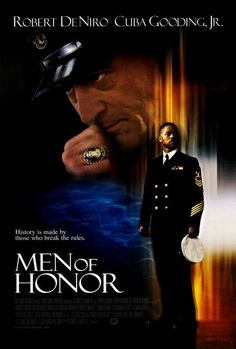 Men of Honor 27x40 Movie Poster (2000)