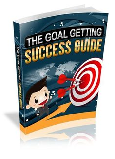 The Goal Getting Success Guide PDF ebook Free Shipping Master Resell Rights