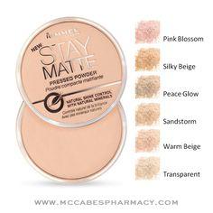 Rimmel stay matte powder, cheap and effective. My life saviour