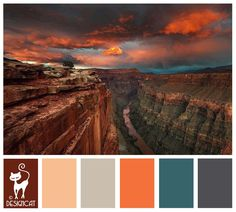 arizona color palette - Google Search