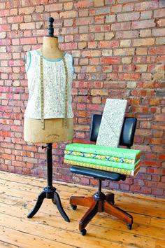 Sorbetto Pin Tuck Top - Making Magazine - Crafts Institute
